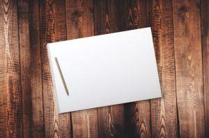 píšu na papír