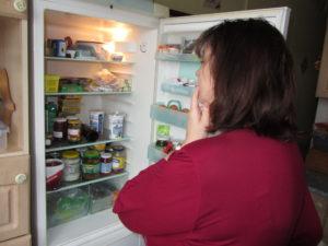 co jsem chtěla v lednici
