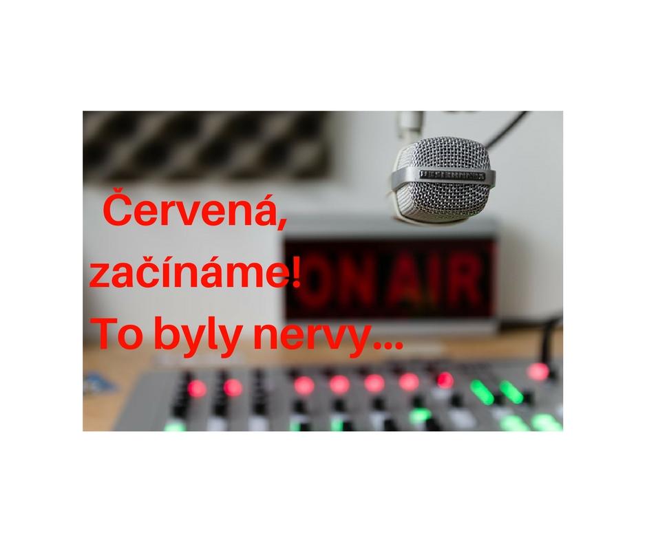 český rozhlas a živé vysílání