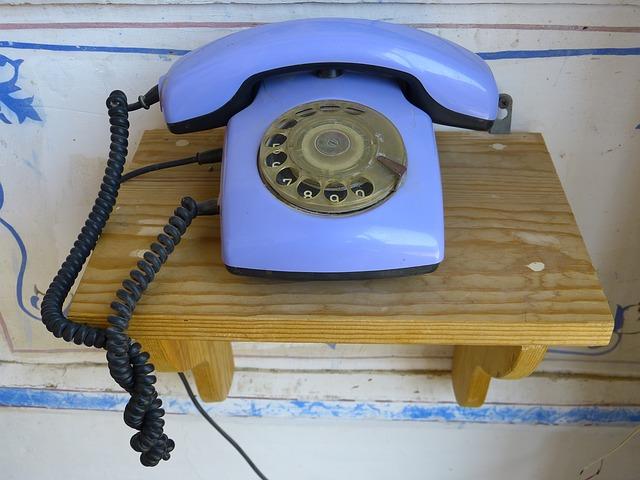 telefonní číslo