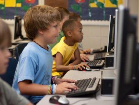 jsou hry na počítači pro děti