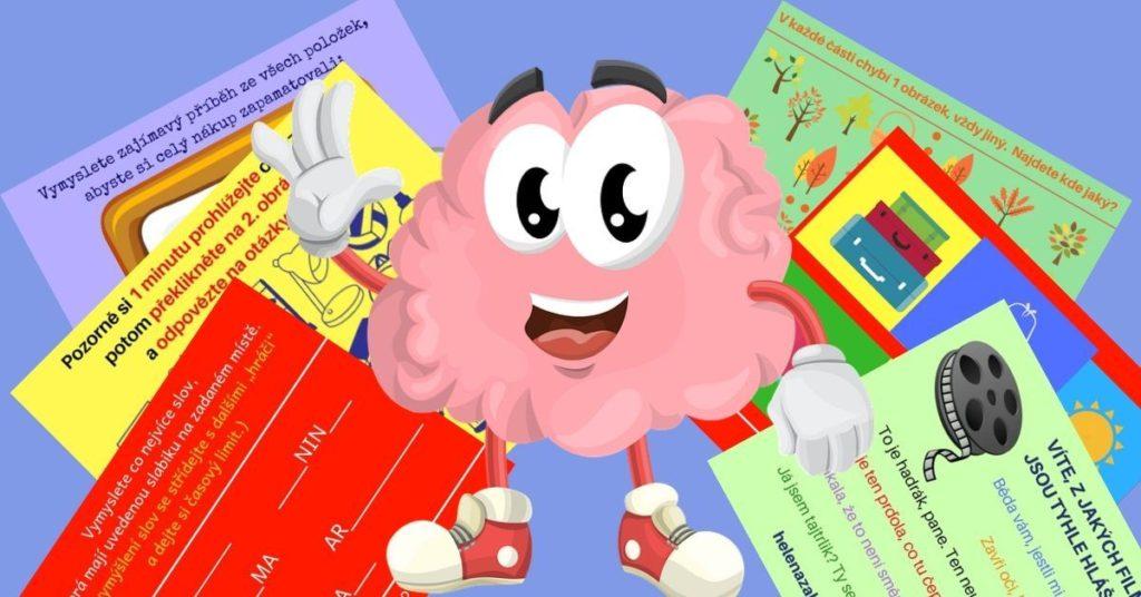 procvičení mozkových závitů