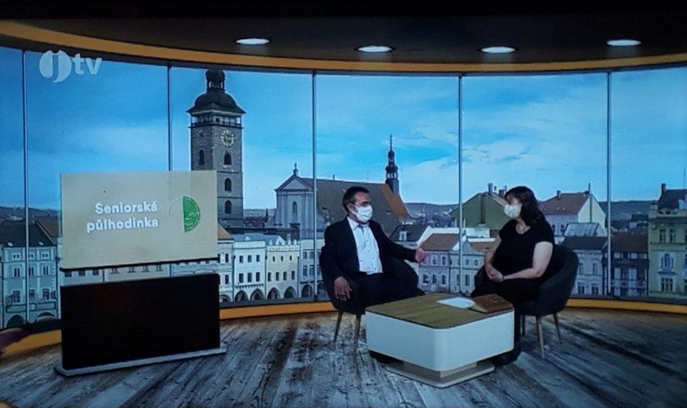 jihočeská televize, rozhovor o paměti